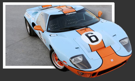 Picture GT40 Kit Completed