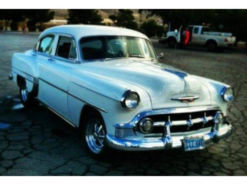 1953 chevy bel air bel air resto mod over 50k invested for 1953 chevrolet belair 4 door