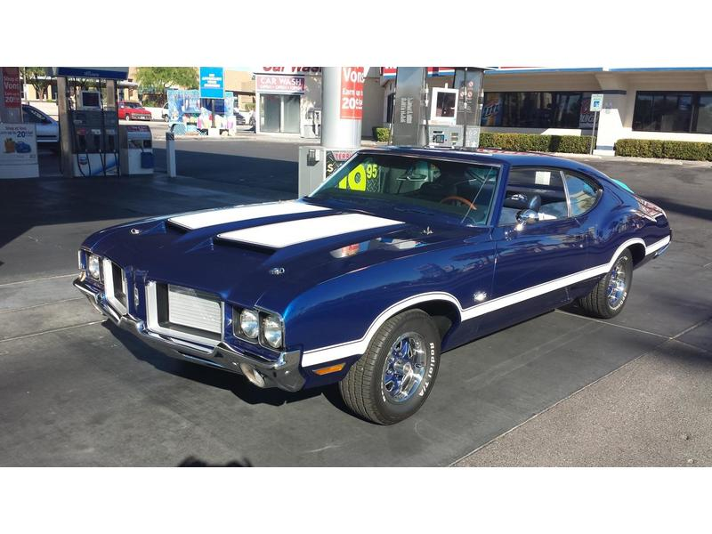 1972 Oldsmobile Cutlas