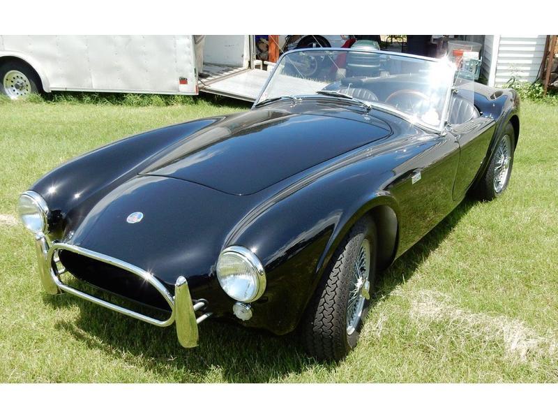 1962 Shelby CSX 2000