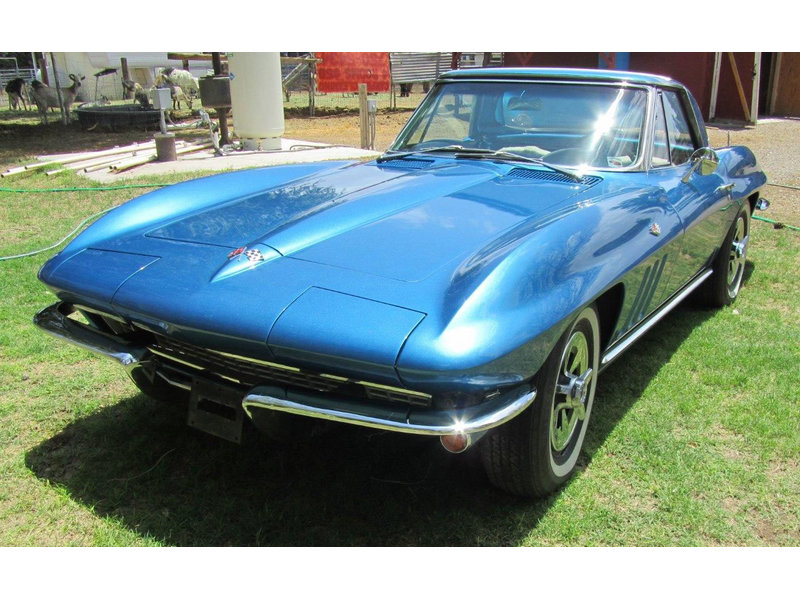 1969 Corvette Stingray .. not