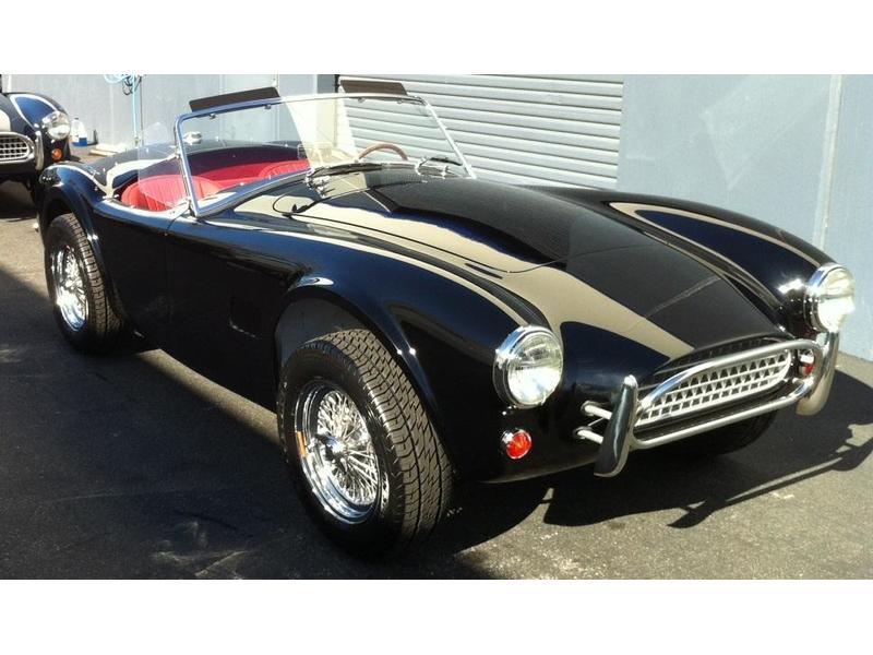 1962 Shelby CSX 8000