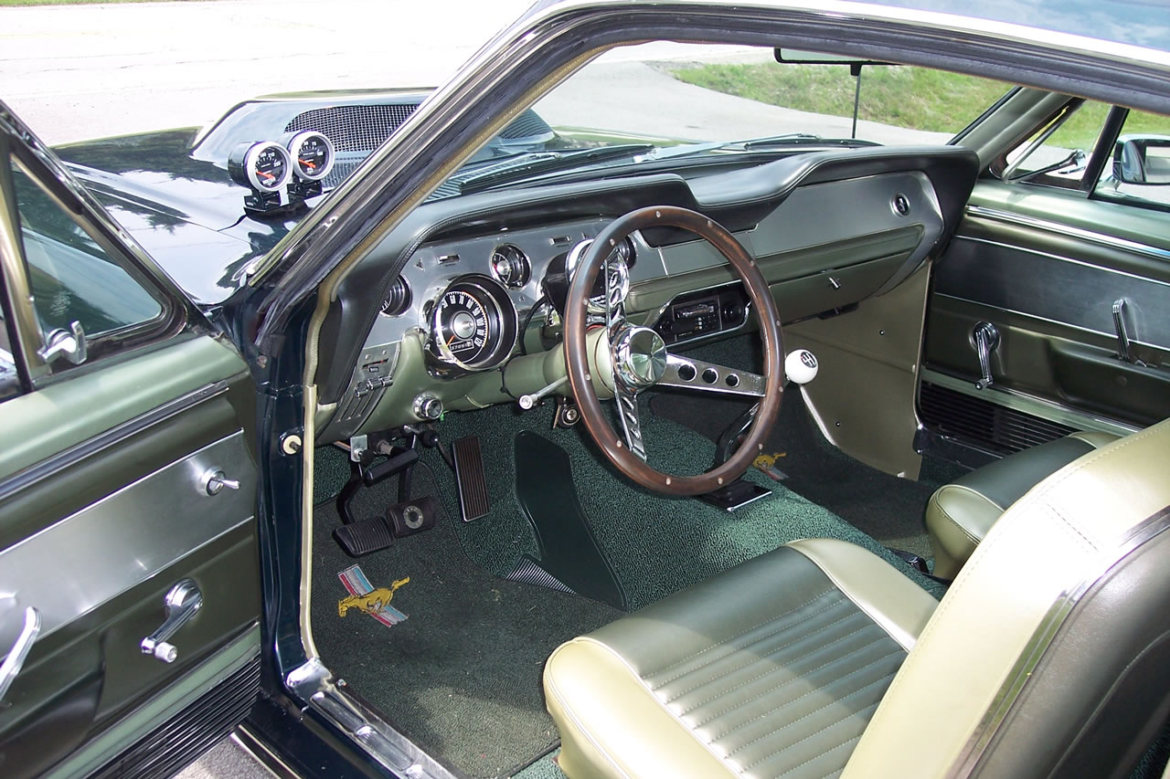 1967 ford mustang fastback 1967 mustang fastback interior