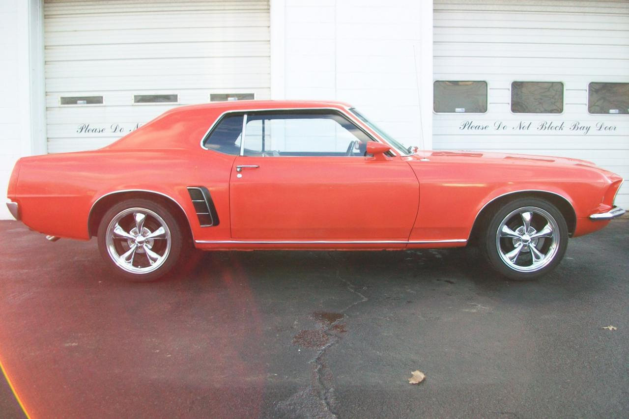 1969 Mustang Coupe For Sale1969 Mustang Coupe Value
