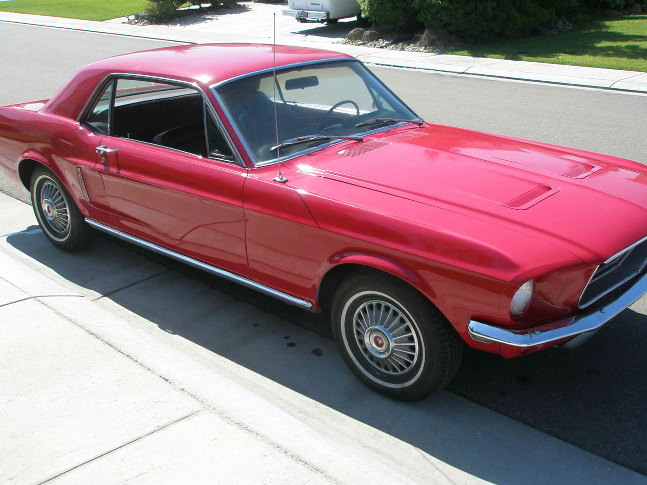 1968 Mustang Coupe For Sale