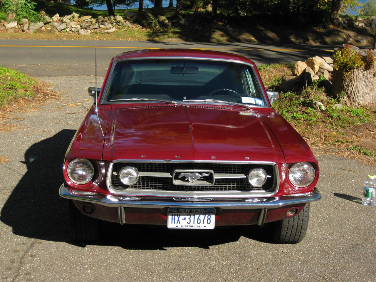 1967 Fastback Mustang Gt Quot S Quot Code 390 C I For Sale