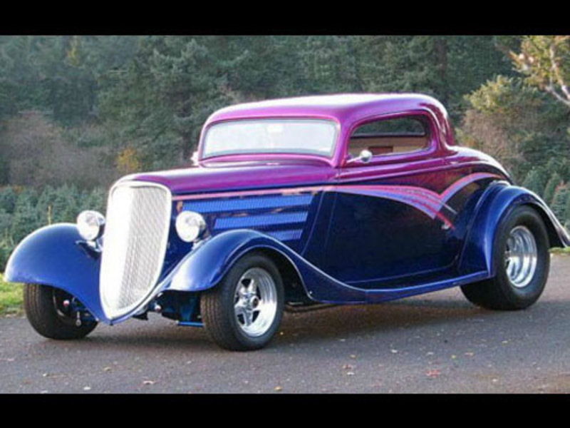 1934 ford roadster coupe 3 window pro street fas for sale for 1934 ford three window coupe for sale